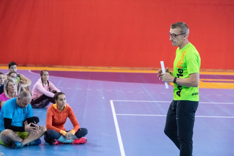Trénujte správně na ŠumpeRUN s Andrle Sport